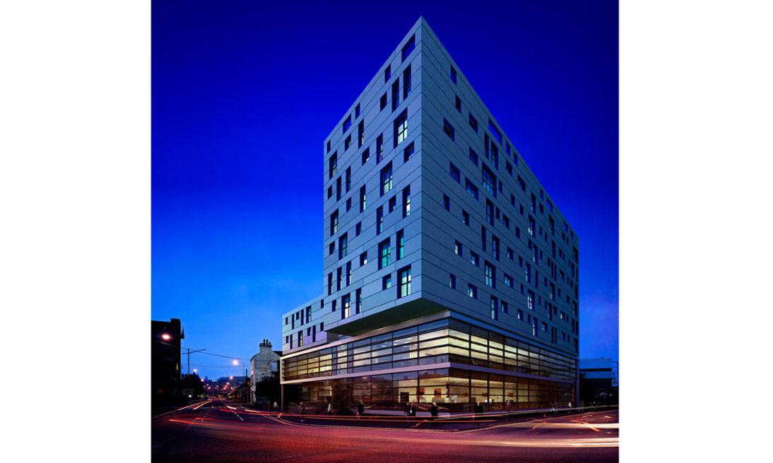 indigo blu nick brown architects. Black Bedroom Furniture Sets. Home Design Ideas